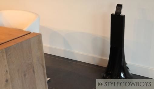 Review Parrot Zikmu Luidsprekers door Philippe Starck