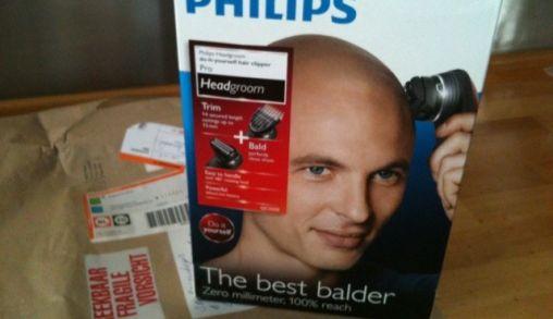 Review Philips Headgroom QC5550