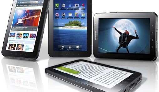 Review: Samsung Galaxy tab