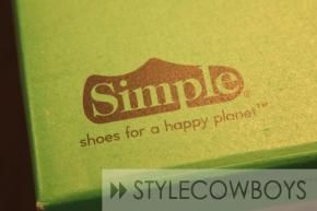 Review Simple Shoes for Happy Planet