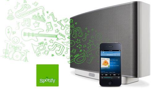Review Sonos en Spotify, de ideale Muziekcombinatie