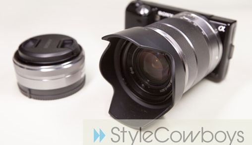 Review: Sony NEX 5