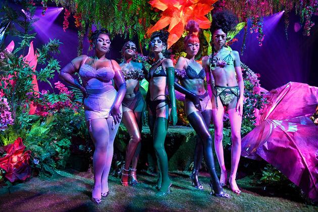 Rihanna Savage x Fenty Show