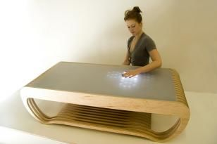 Ripple Interactive LED Tafel