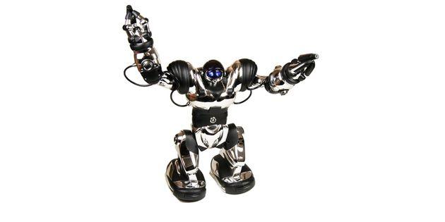 Robosapien-X-Chrome