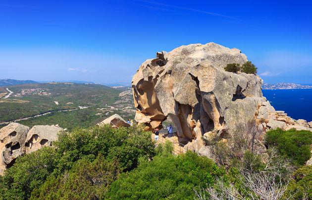 roccia-dell'-orso-sardinië