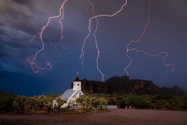 Russell McGuire-lightning