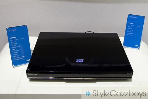 Samsung BD D8900