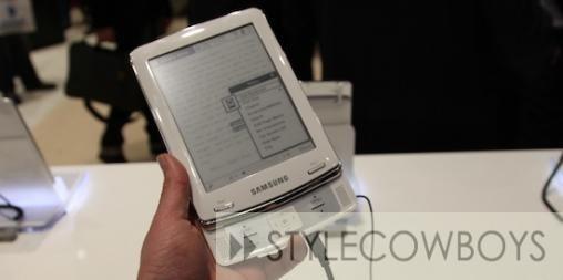 Samsung E6 en E10 hands-on