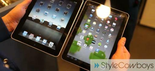 """Samsung Galaxy Tab 10.1 """"V"""""""