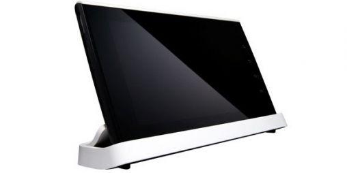 Samsung Galaxy Tab met Japans Design