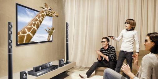 Samsung introduceert gratis 3D video-on-demand-service