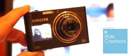 Samsung kondigt nieuwe lijn SMART camera's aan