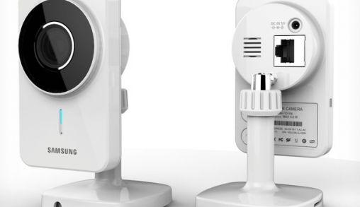 Samsung kondigt Wi-Fi IP SmartCam aan