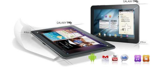 Samsung Lanceert Galaxy Tab 10.1 en 8.9