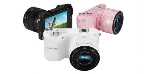 Samsung NX-lijn SMART camera NX2000