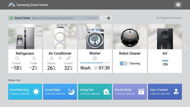 Samsung-Smart-Home-App