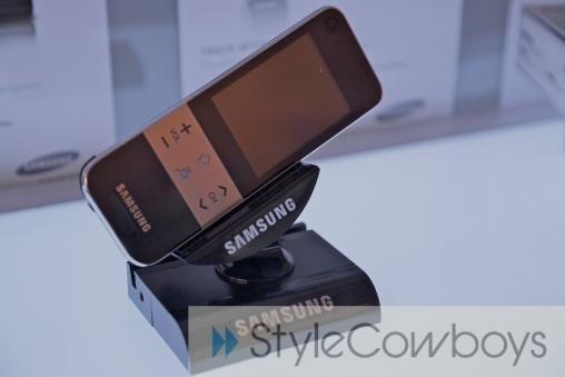 Samsung touchremote