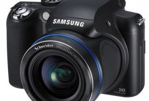 Samsung WB5000 in Oktober