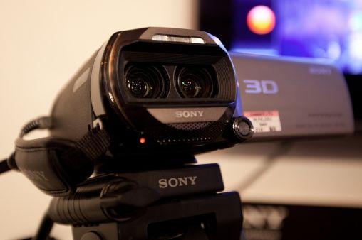 SC - Sony 3D Handycam (2)
