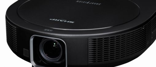 Sharp Full HD 3D projector