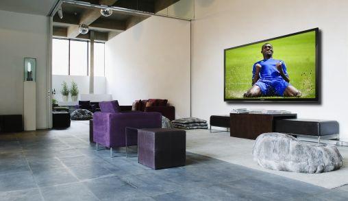 Sharp introduceert 80-inch AQUOS LED TV