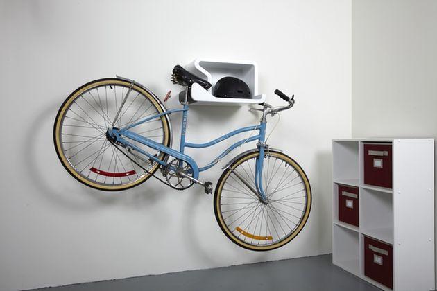 Shelfie-fietsenhanger