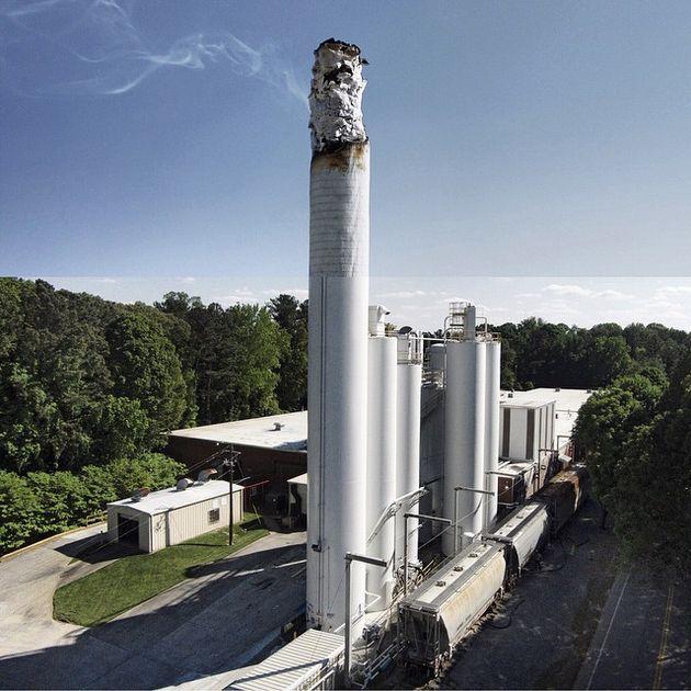 sigaret-fabriek