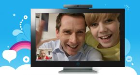 Skypen via Panasonic en LG plasma TV's