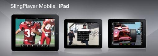 Sling Media introduceert SlingPlayer Mobile for iPad