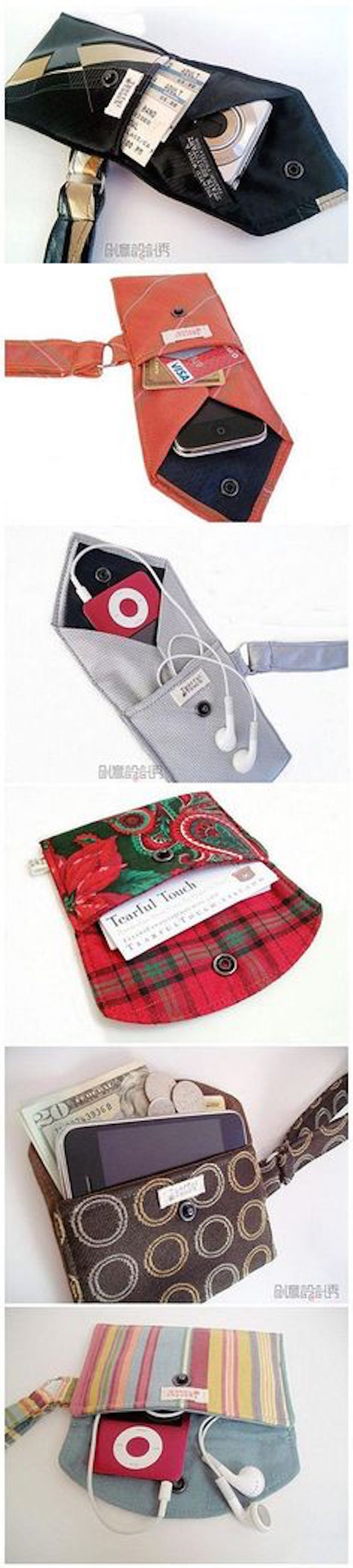 smartphone case stropdas