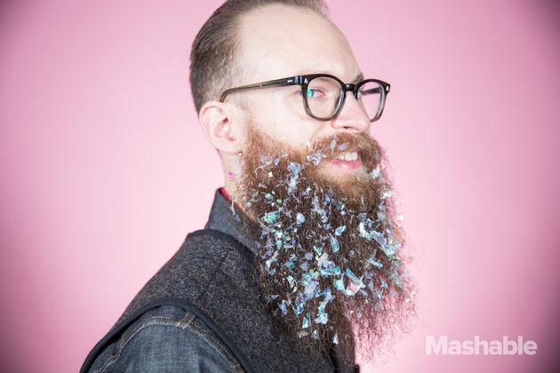 sneeuwvlokken-baard