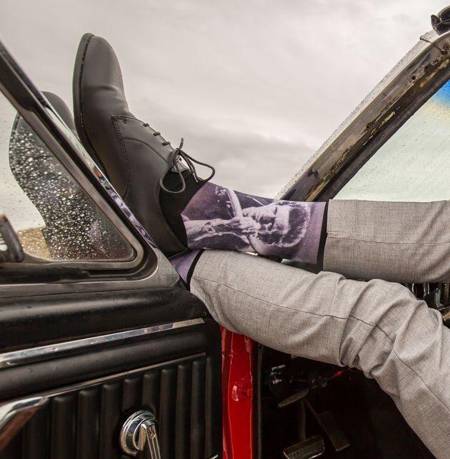 Sock My Feet Richards