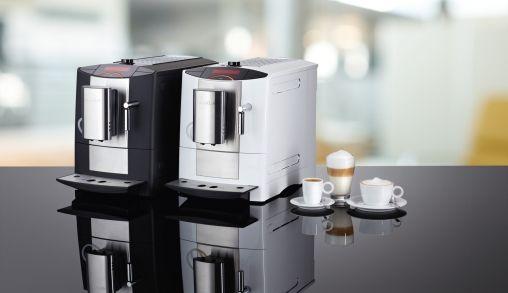 SoftTouch vrijstaande koffieautomaat van Miele