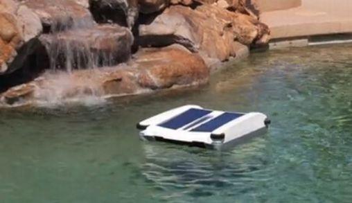 Solar Breeze Zwembad Robot