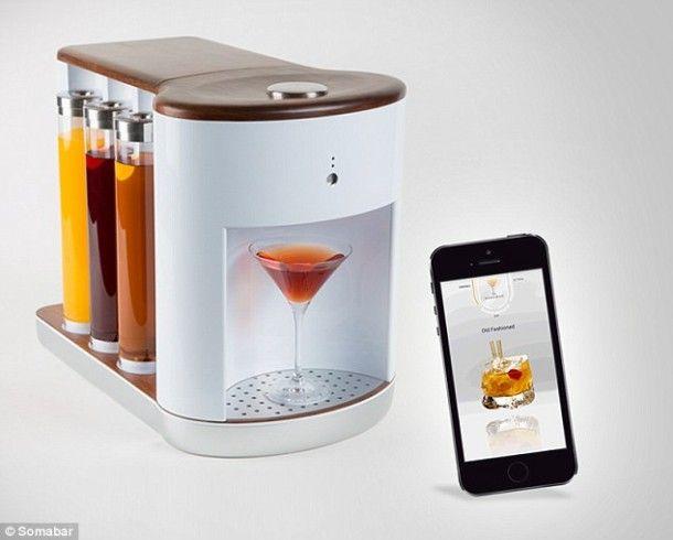 Somabar-cocktail-machine