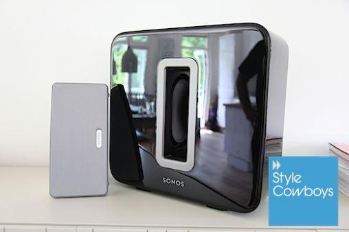 Sonos Sub mooi Design maar....