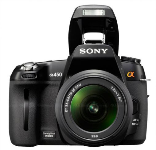 Sony Alpha450