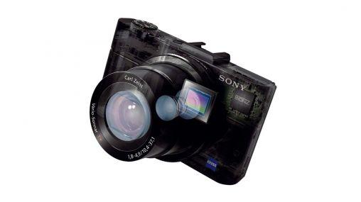 Sony Cyber-shot RX100 II met Wi-Fi/NFC en kantelbaar lcd-scherm