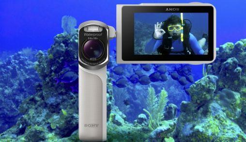 Sony introduceert Handycam GW55