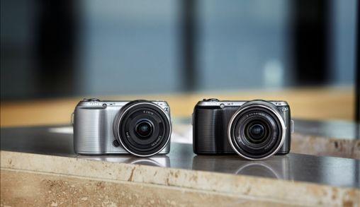 Sony introduceert NEX-C3 camera met verwisselbaar objectief en HD-video