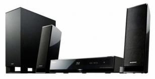 Sony introduceert nieuwe Blu-ray HD Home Cinema systemen