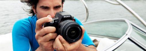 Sony komt met nieuwe Alpha-cameraserie