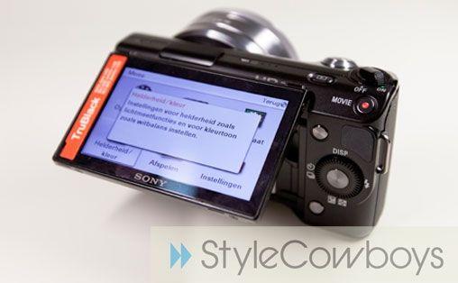 Sony-NEX5-LCD