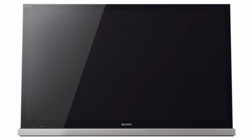 Sony NX810 3D Monolithic Design TV