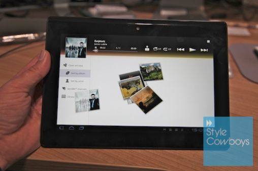 Sony S tablet - SC 2901