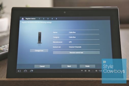 Sony S tablet - SC 291