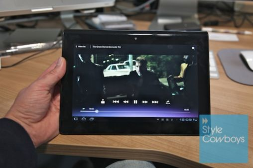 Sony S tablet - SC 2911