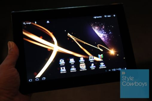 Sony S1 Tablet 62011-07-26
