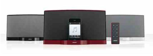 SoundDock rode limited edition